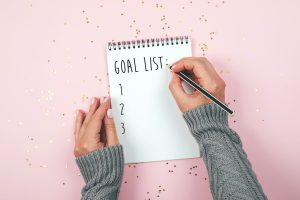 Dream on and formulate your perfect bucket list to get more done.