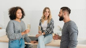 Making conversations is significant for your social life and your professional life. Follow these steps to sharpen that skill and never find yourself standing alone in parties again.