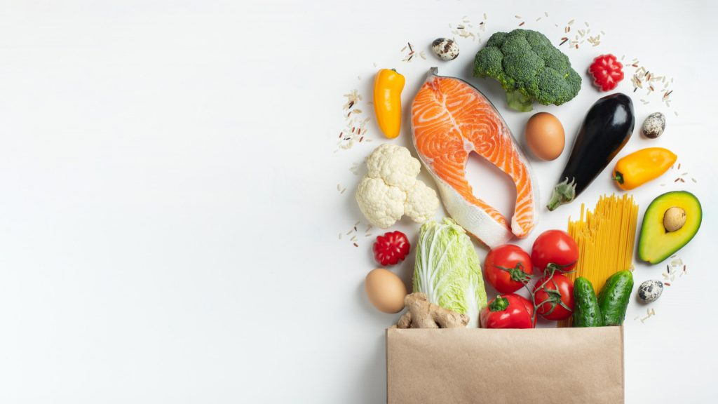 A well-balanced diet is a fuel for your body that will provide you with all the nutrients your body needs to recover and grow.